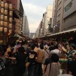 祇園祭【宵山】は、四条通りが歩行者天国となり壮観です! -リピーターのための、おすすめ京都の穴場ガイド-