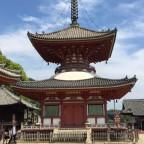 中国やまなみ街道を南へ走った後は(3) -日本遺産になった尾道市の風景(浄土寺などの寺社)-