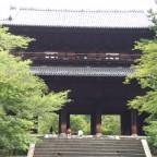 石川五右衛門が「絶景かな」と見得を切った【南禅寺】や【琵琶湖疎水】はいかがでしょうか -リピーターのための、おすすめ京都の穴場ガイド-