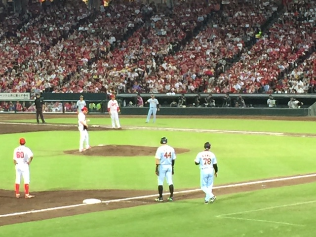 プロ野球観戦:広島カープ・マツダスタジアム完全攻略ガイド14-1 -巨人‐広島戦を観戦しました! 座席や施設情報も含めてご紹介します-