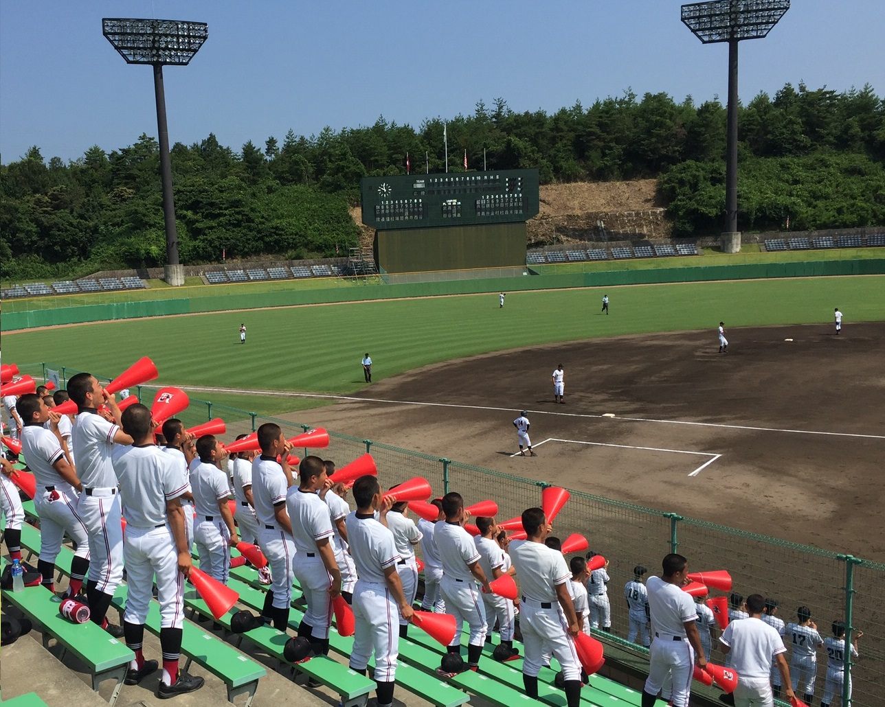 もうすぐ、2018年夏の高校野球【広島県大会】が開催されますね! -開催球場のご紹介です!-
