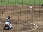 「しまなみ球場」にて、2016年高校野球選手権:広島大会を観戦しました!