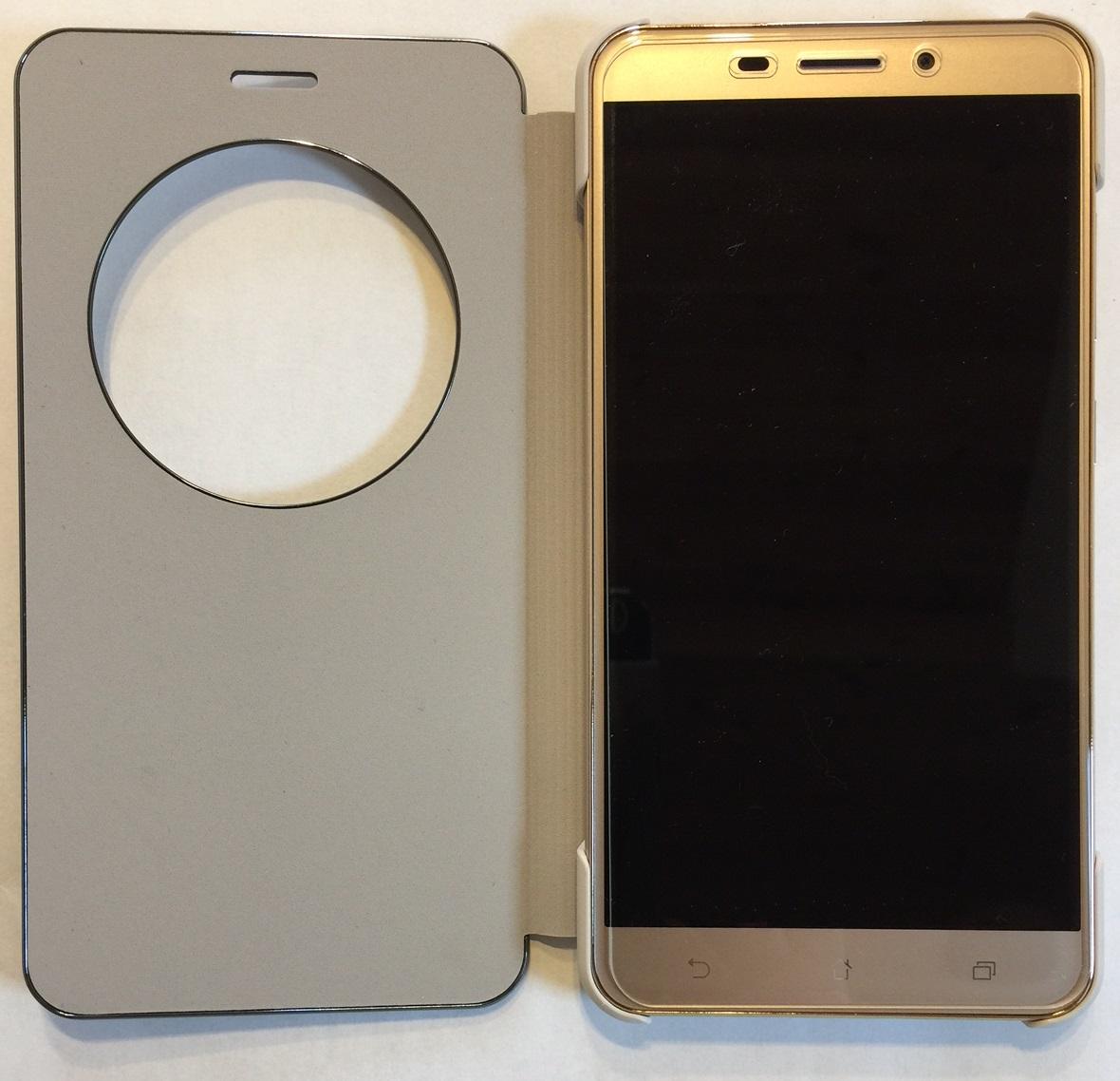 ASUS Zenfone3 Laserのデザイン、機能などを見てみました!:iPhoneと比較してみて。 -スマホ料金の節約ガイド5:iPhoneから、Android SIMフリースマホに乗り換えてみました-