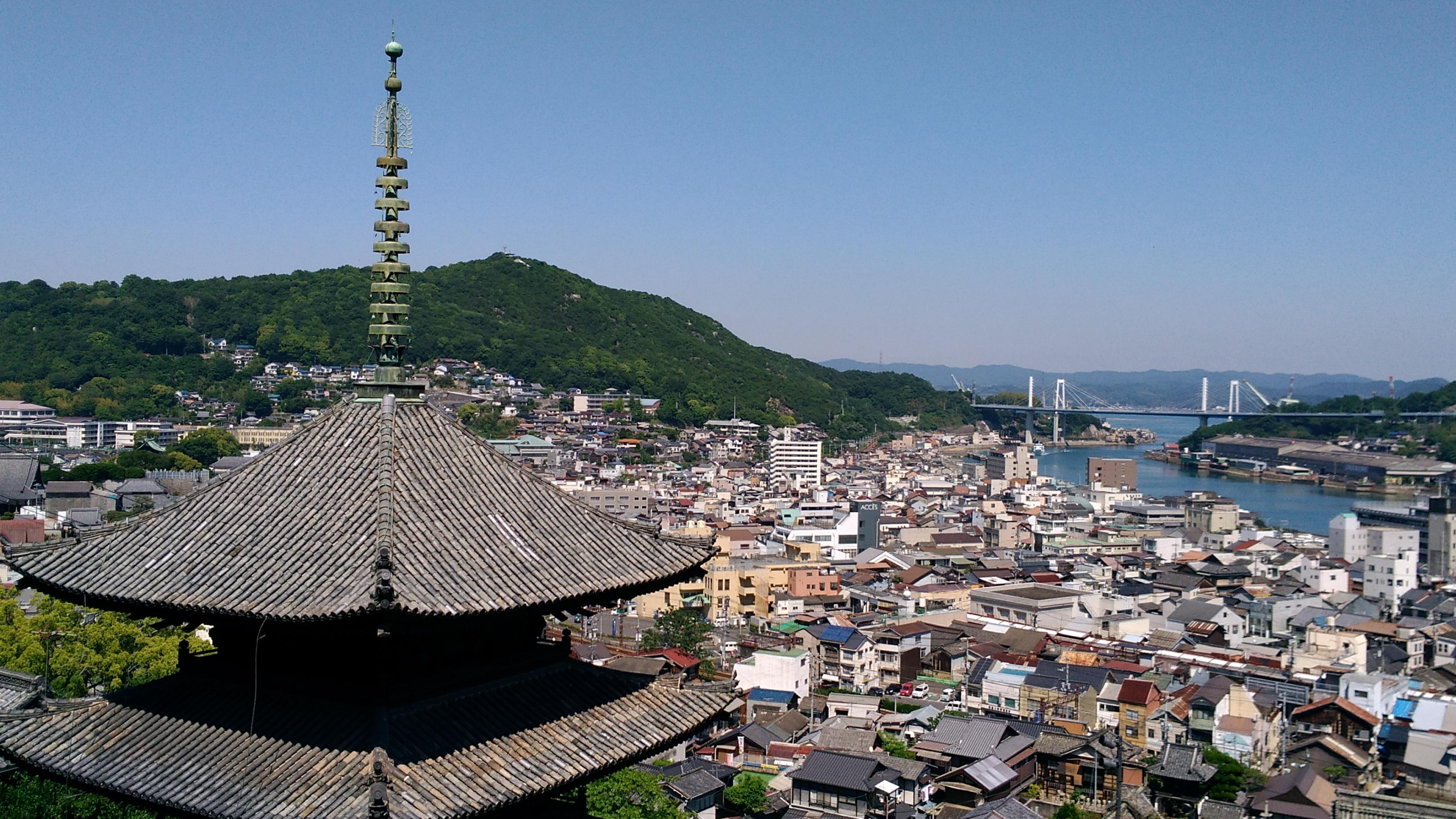 「ブラタモリ」でタモリさんが訪れた【尾道の名所・ポイント】を追跡してご紹介します!