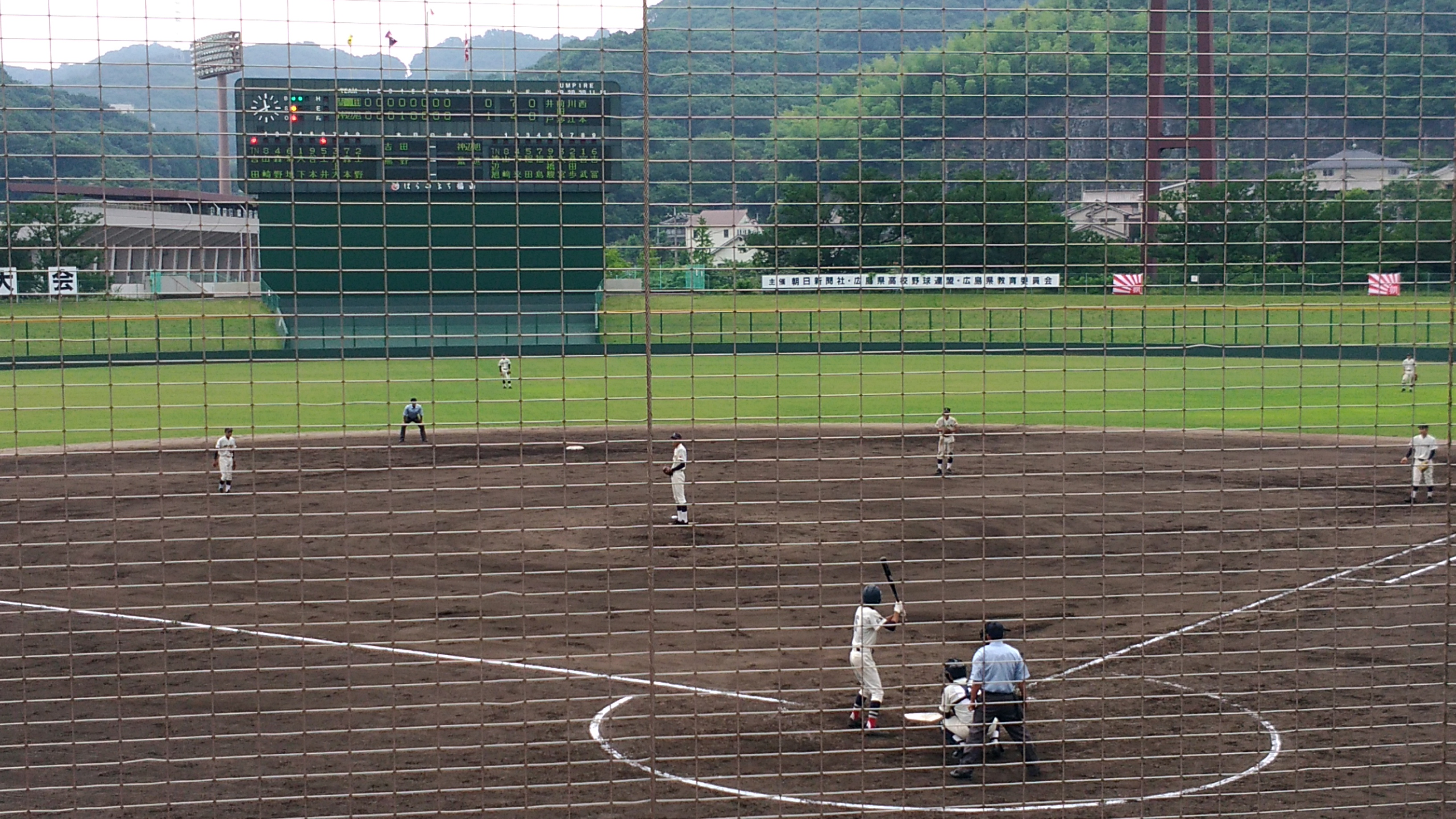 平成30年:春の「広島県」高校野球【県大会】の日程が発表になりました!