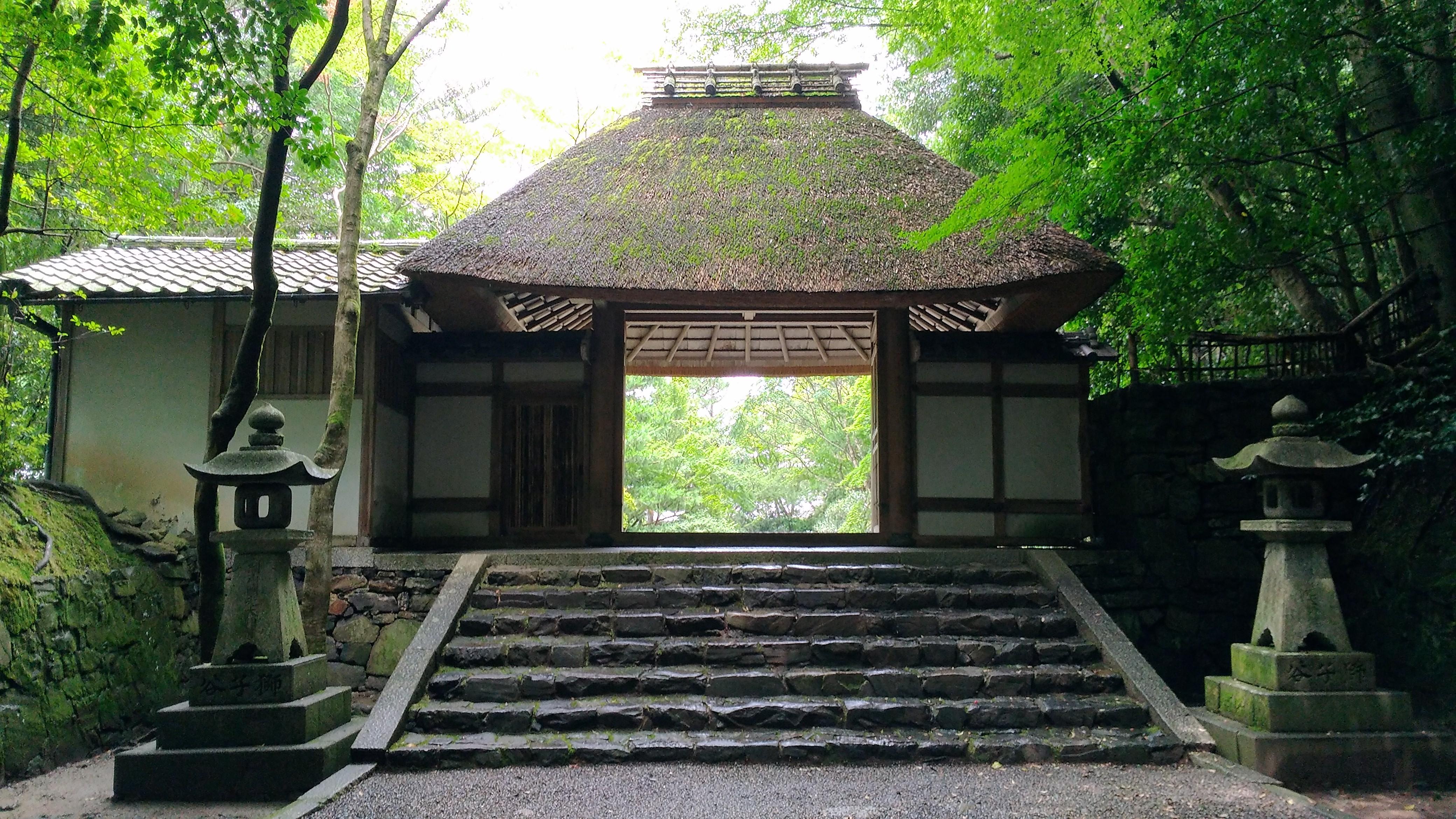 山下良道さん開催の【京都坐禅会】に参加してきました!