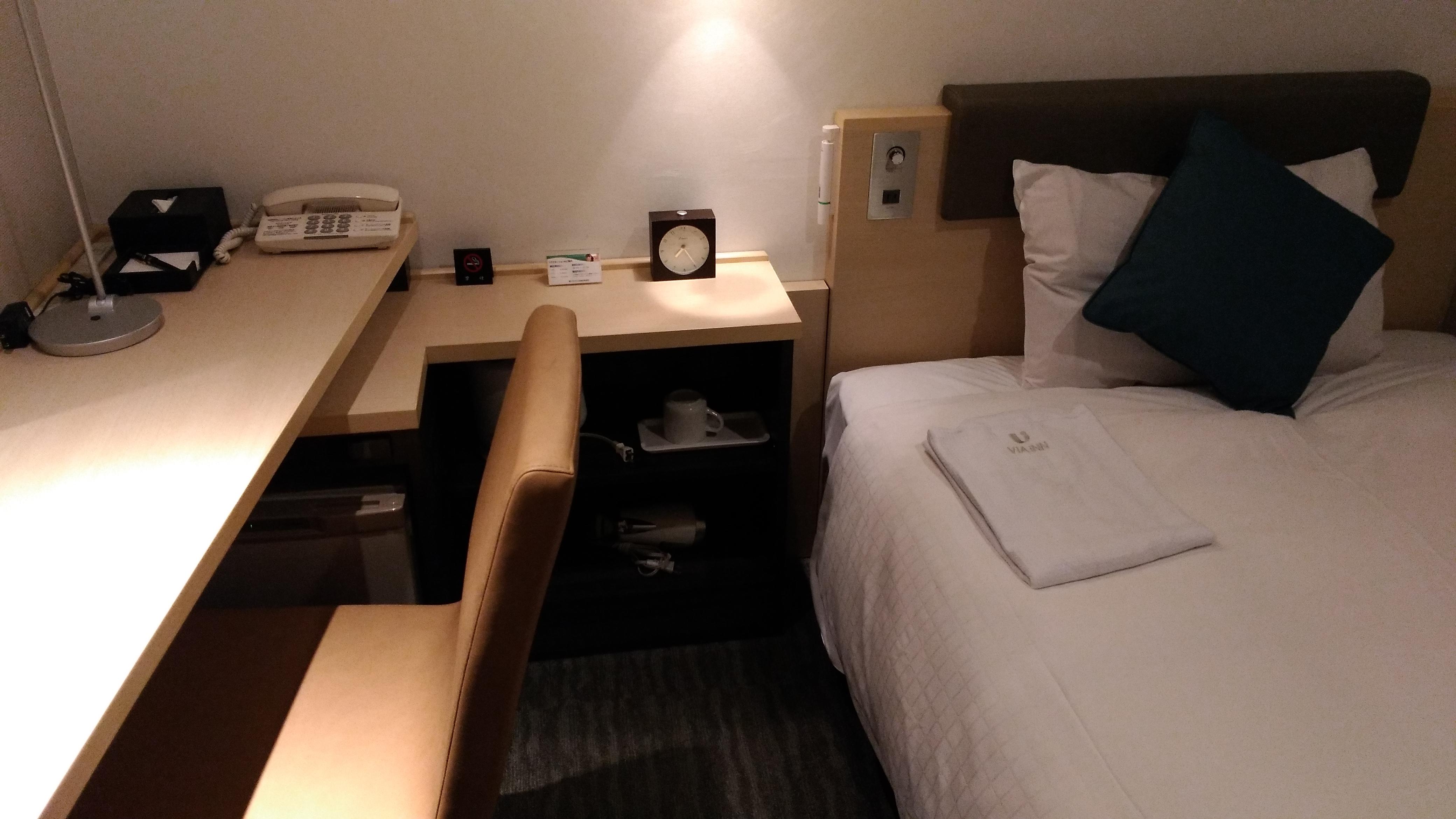 京都旅行の際は、リーズナブル、便利、清潔なホテル【ヴィアイン京都室町】に宿泊されるのはいかがでしょうか? -リピーターのための、おすすめ京都の穴場ガイド-