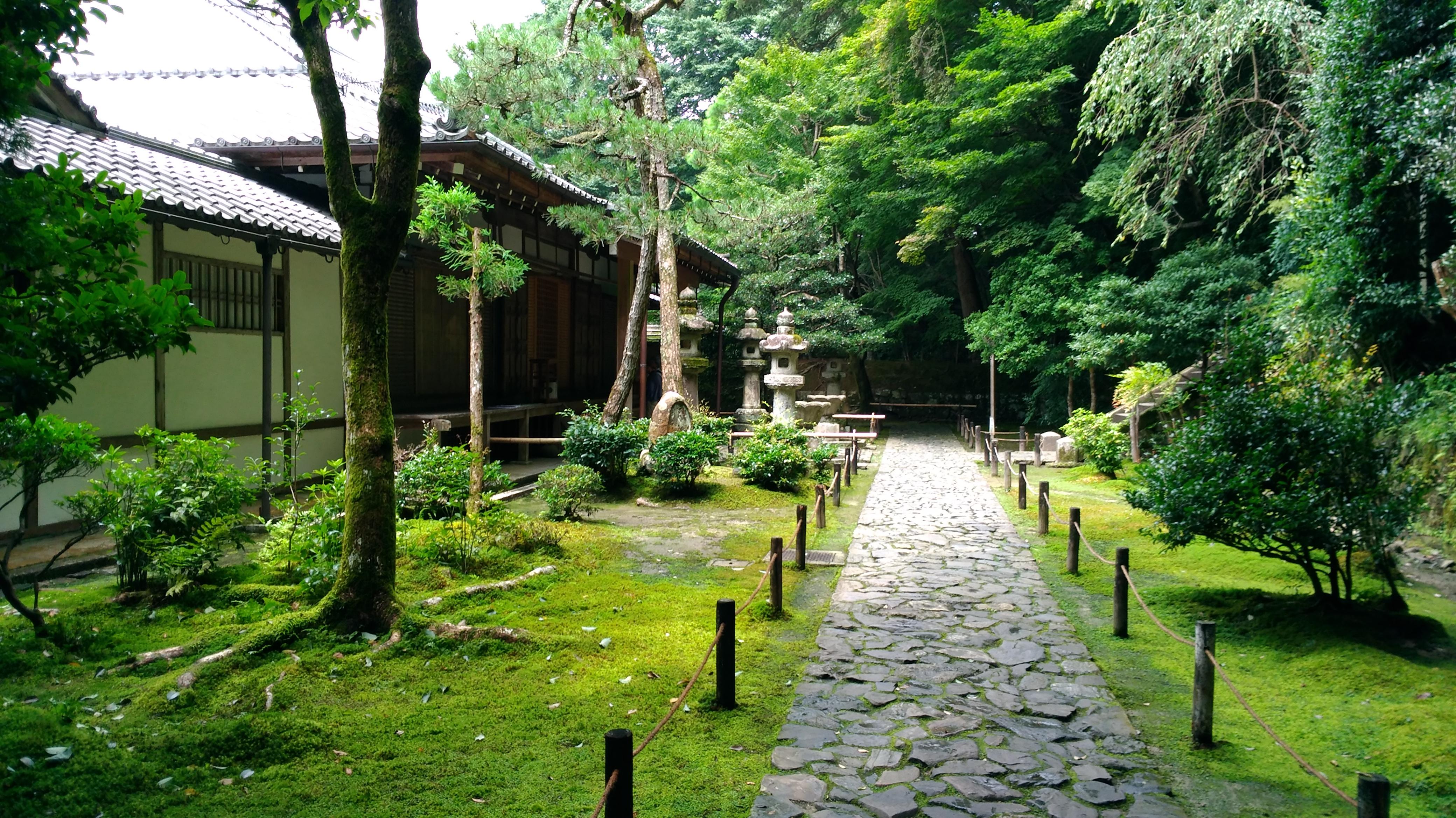 【京都マインドフルネスの会 in 法然院】に参加してきました!
