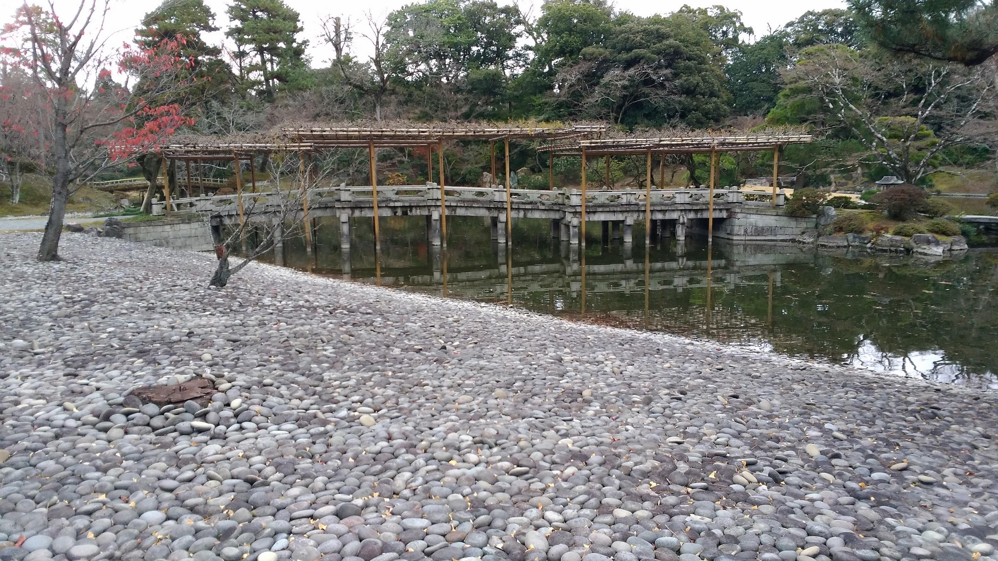 庭園が美しい【仙洞御所】も京都御苑内にありますよ! -リピーターのための、おすすめ京都の穴場ガイド-