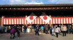【宮島への初詣】は、早めの時間帯が混んでないようですね。《2018年1月2日》