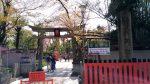 芸能人の名前(玉垣)探しも面白い!京都市西部にある【車折神社】のご紹介!