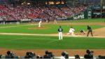 【1塁側内野指定席A】の【最良級の席】で、交流戦を観戦しました! その素晴らしさをアツく語ります! ‐ 2018年プロ野球・広島カープ・マツダスタジアム徹底ガイド 18 ‐