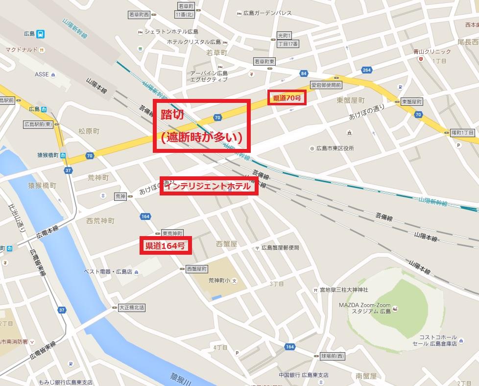 広島駅南駐車場